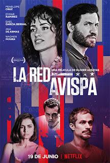 La red avispa (2019) Online O Descargar Gratis HD