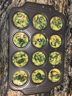 Try these egg muffins for an easy breakfast for a crowd. Freeze and save for later when you need a quick and healthy breakfast on the go.