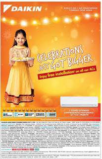 DAIKIN CELEBRATIONS