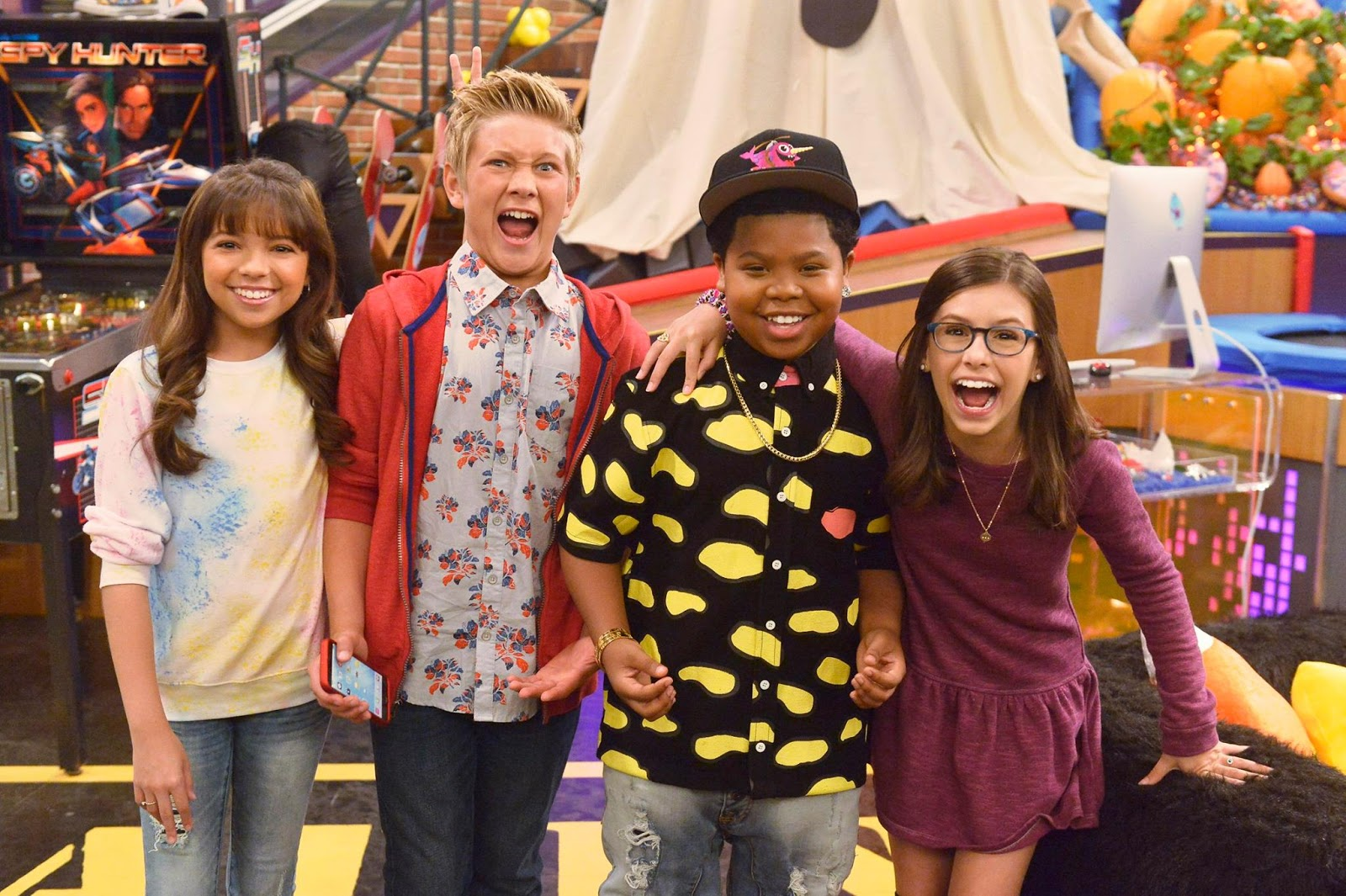Game Shakers Stream