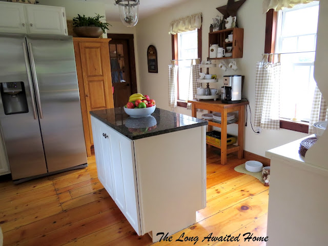 The Long Awaited Home White Kitchen Reveal