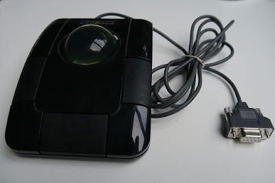 Trackball (Invention and its functions)