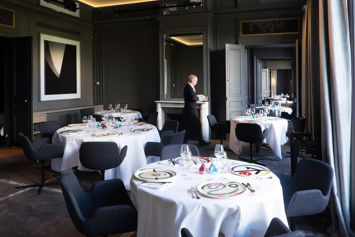 Один из самых дорогих ресторанов в мире