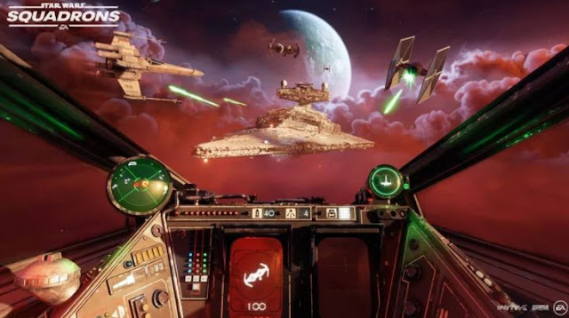 Star Wars: Squadrons Image: EA