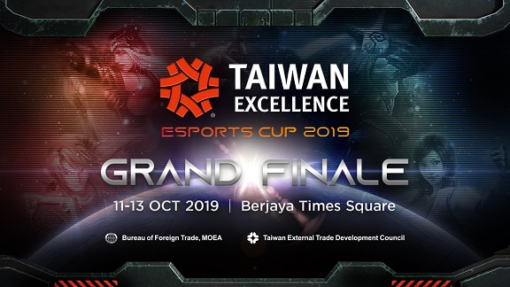 Taiwan Excellence Esports Cup 2019 Grand Finale
