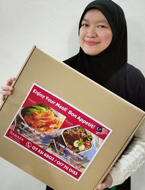 Sedapnyaaa Set Combo Merdeka Ramada Meridin Johor Bahru!