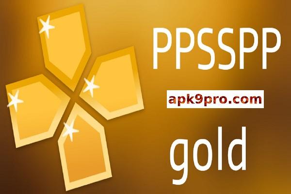 PPSSPP Gold – PSP emulator 1.9.4 APK (File size 13 MB) for android