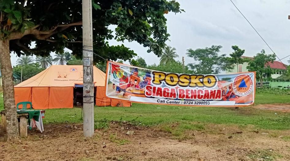 Miris, Diduga Narkoba Oknum ASN BPBD Lampura Ditangkap Polisi Saat Piket di Posko