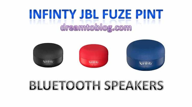 INFINITY JBL PORTABLE BLUETOOTH SPEAKER
