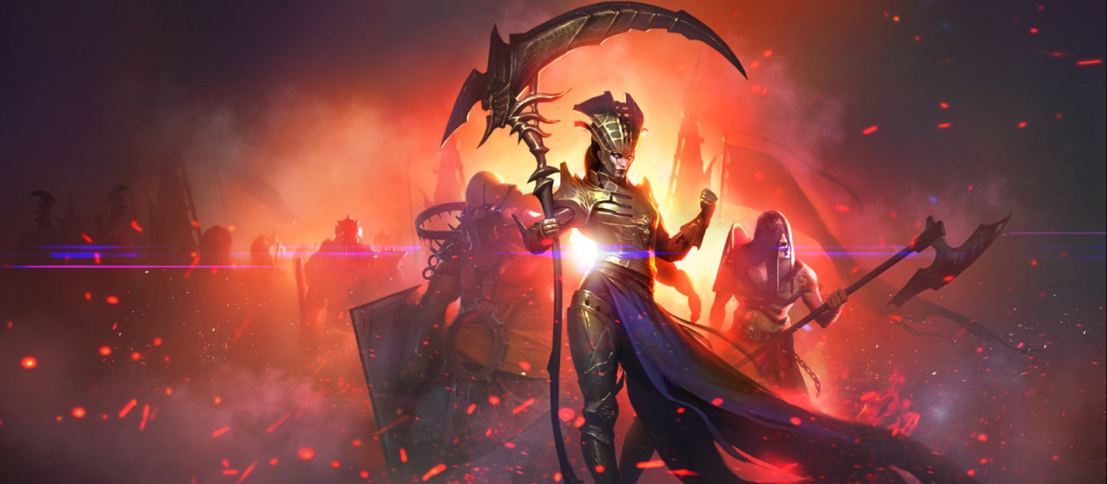 Talent builds for the best heroes in RAID: Shadow Legends. Arena and Dungeon Talent Tips