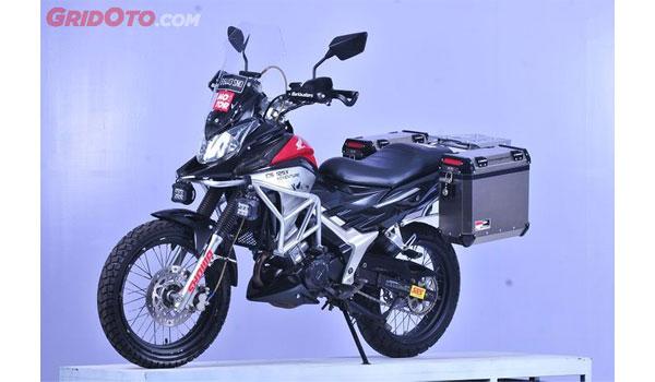 Honda CS1 Adventure