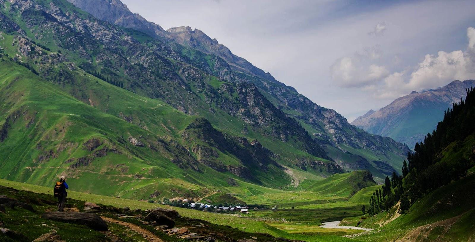 Warwan Valley