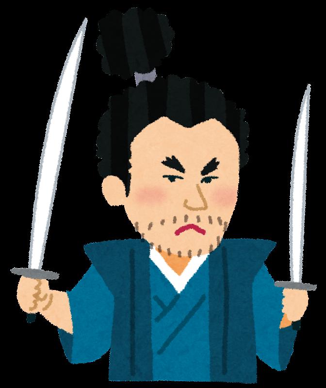 宮本 武蔵 剣術