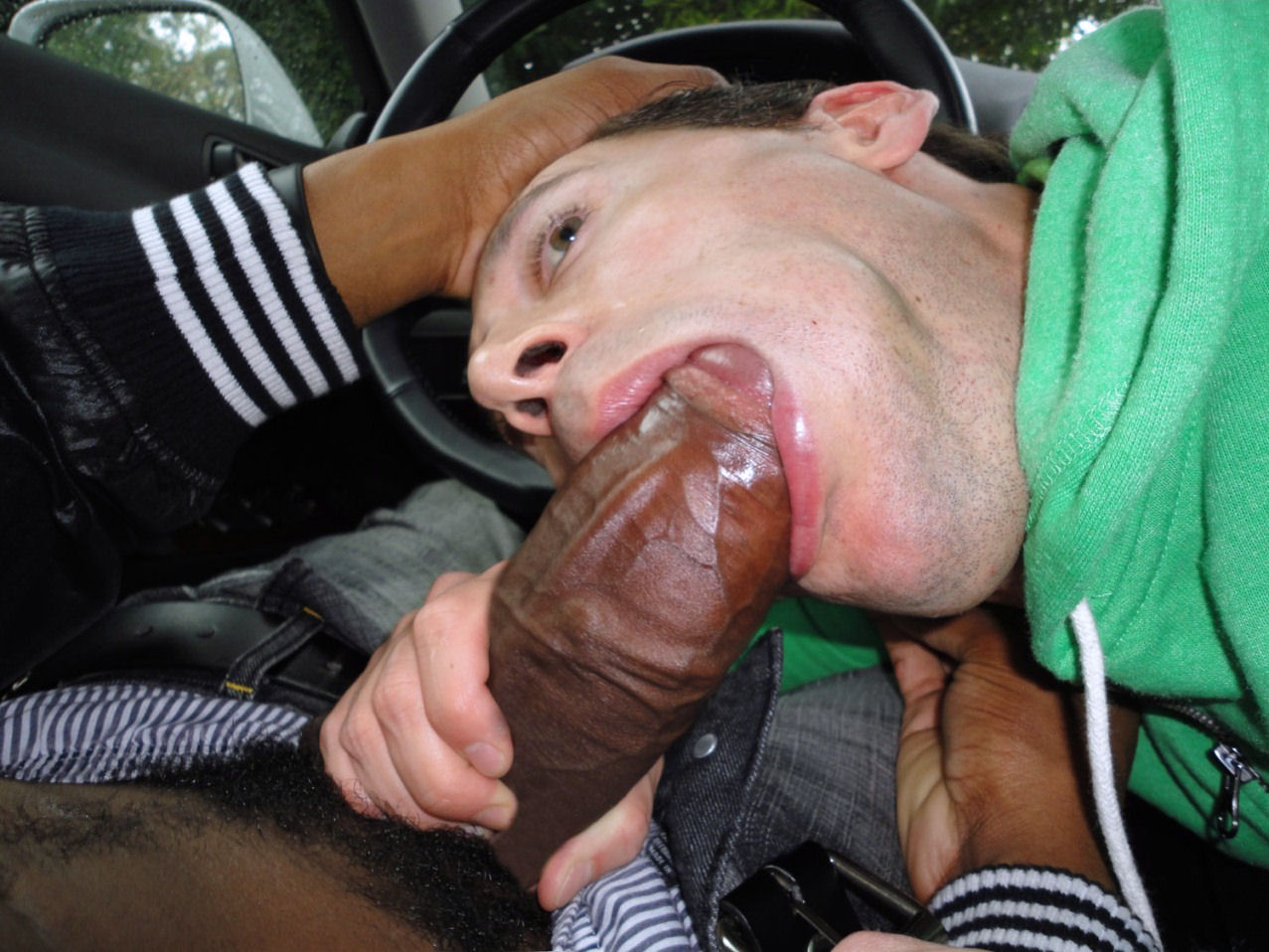 cocks big with Gay men white