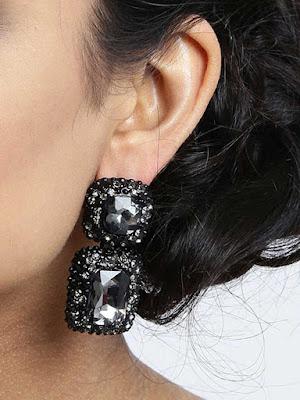 Pipa Bella's Livid Square Earrings