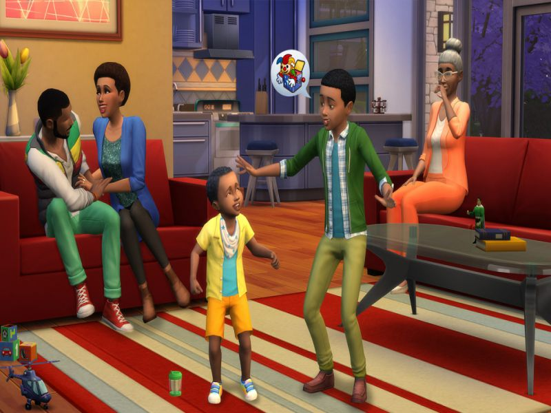 Download The Sims 4 Game Setup Exe