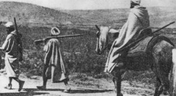 المقاومة الامازيغية ضد الاستعمار الفرنسي
