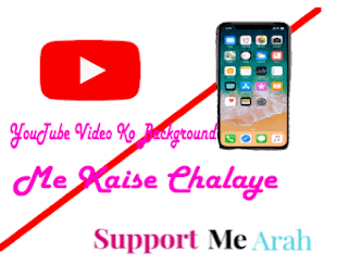 youtube videos background me play kaise kare