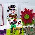 Crear tarjetas navideñas es muy fácil, puedes hacerlas en casa.