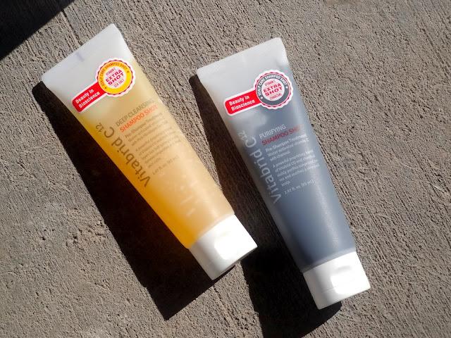 Vitabrid C12 Deep Cleansing and Purifying Shampoo Shots