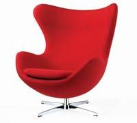 Sillón Egg Arne Jacobsen