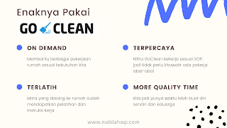 kelebihan go clean indonesia