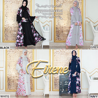 long dress pesta elegan