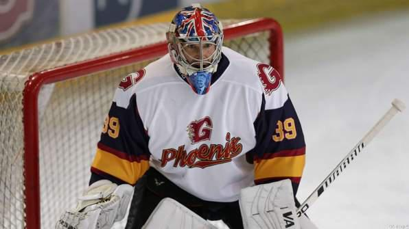 Czech Named Man of the Match on Ice Hockey Debut