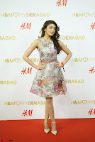 Pranitha Subash in lovely Flower Print Sleeveless Short dress ~  Exclusive 024.JPG