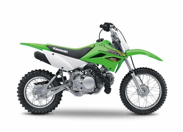 harga termurah Motor Kawasaki KLX 110