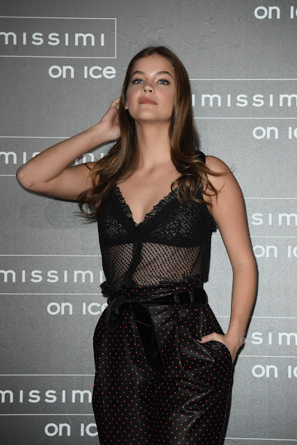 Barbara Palvin – Intimissimi On Ice at Arena in Verona