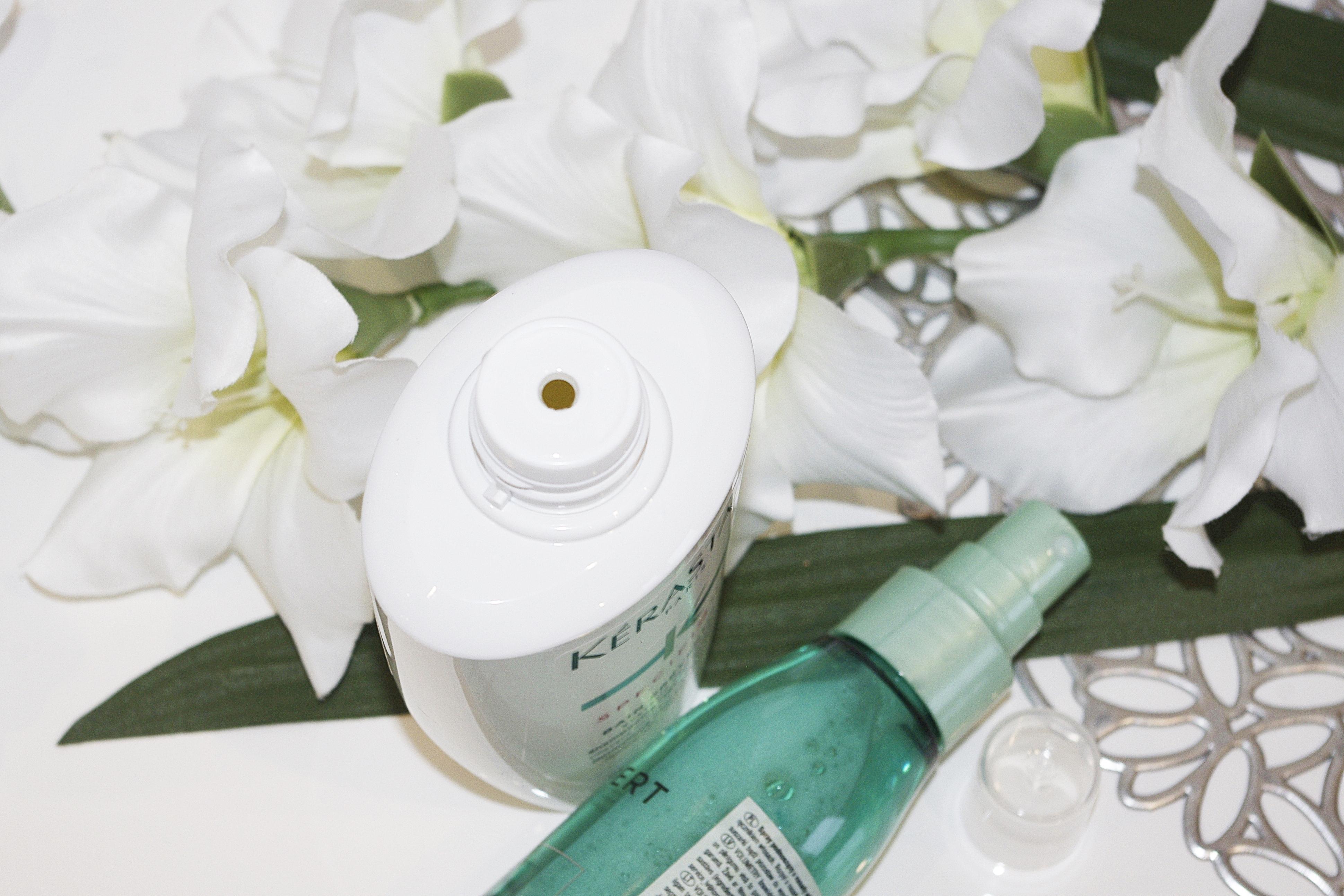Kerastase Specifique Bain Prevention oraz  L'Oreal Volumetry Spray