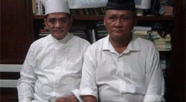 Kiai Khoiron Syuaib dan Gatot Subiantoro