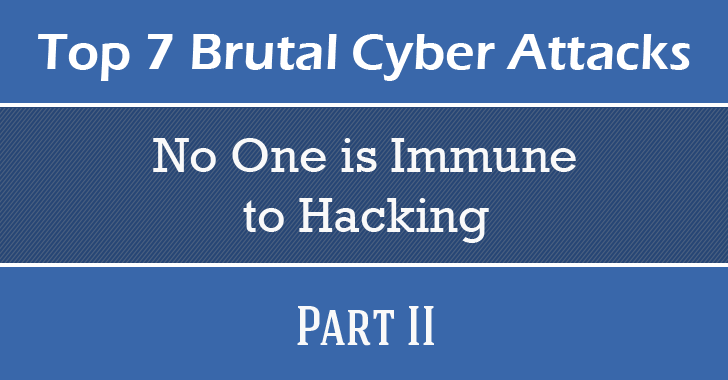 Brutal Cyber Attacks