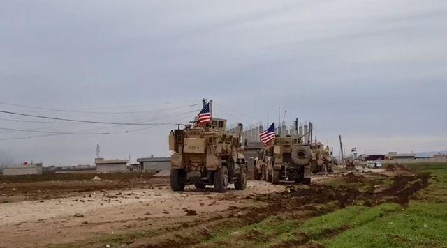 Ένταση με δυνάμεις των ΗΠΑ στη Συρία