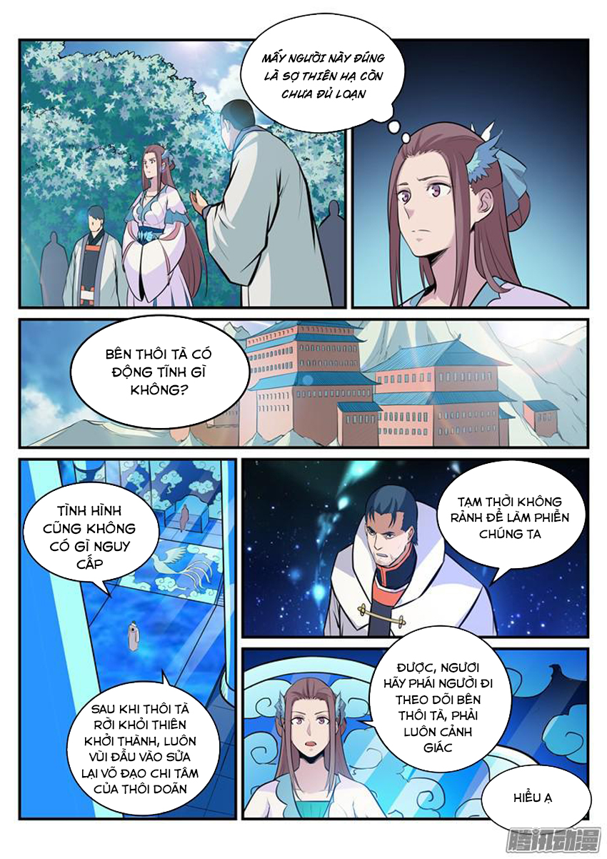 Bách Luyện Thành Thần Chapter 194 trang 11 - CungDocTruyen.com