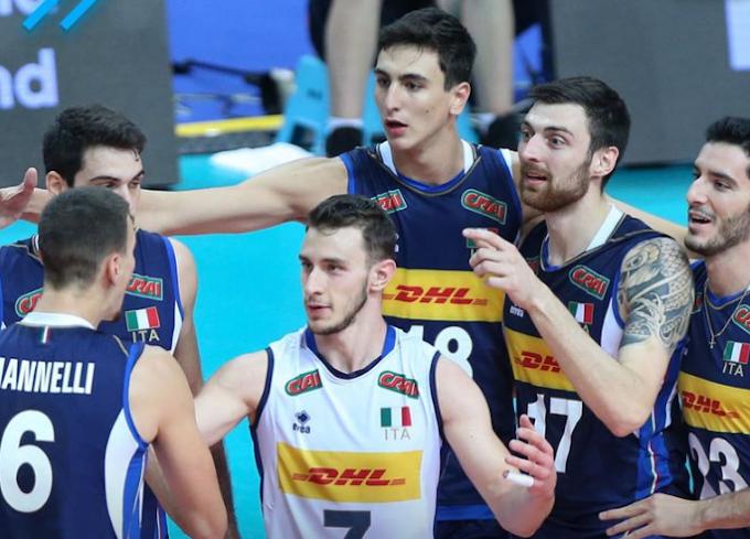 Italia-Slovenia 3-2, campioni! L'Italia è ancora sul tetto d'Europa