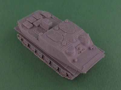 Soviet BTR-50 Amphibious Armoured Personnel Carrier picture 5