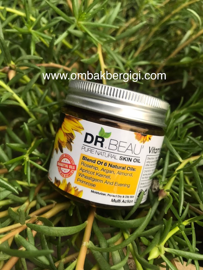 DR Beau Pure Natural Face Oil Review