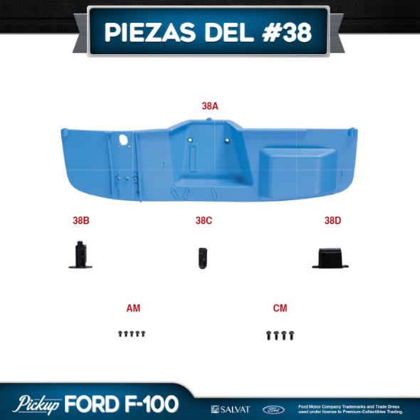 Entrega 38 Ford F-100