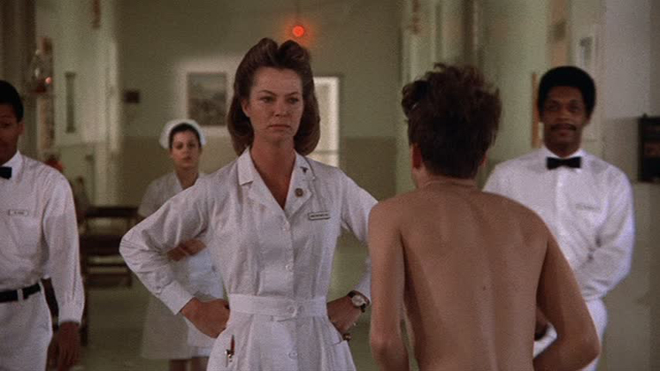 nurse ratched and mcmurphy relationship