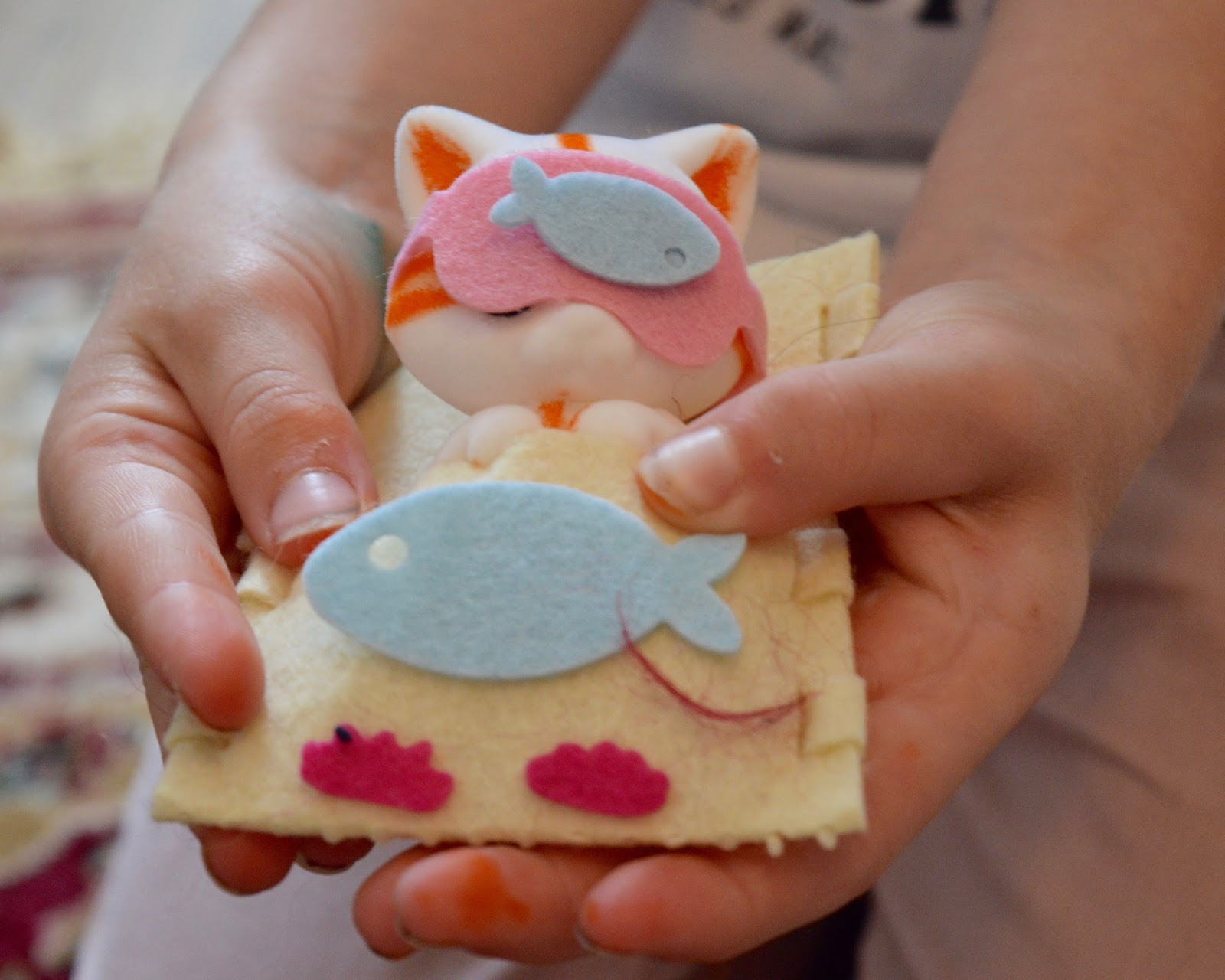 Fuzzikins Craft Cozy Cats Review