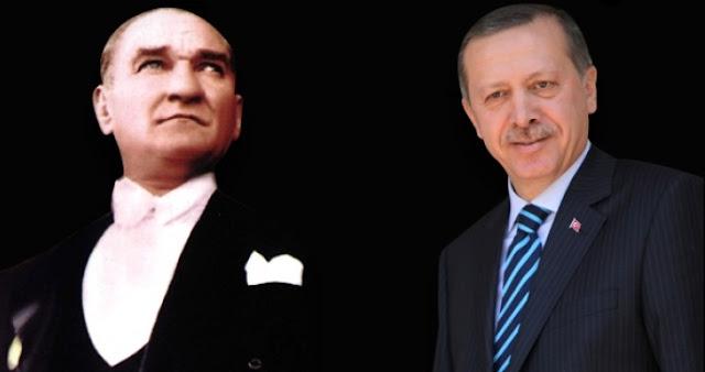 Οι «ευαίσθητοι» Μουσταφά Κεμάλ και Ταγίπ Ερντογάν