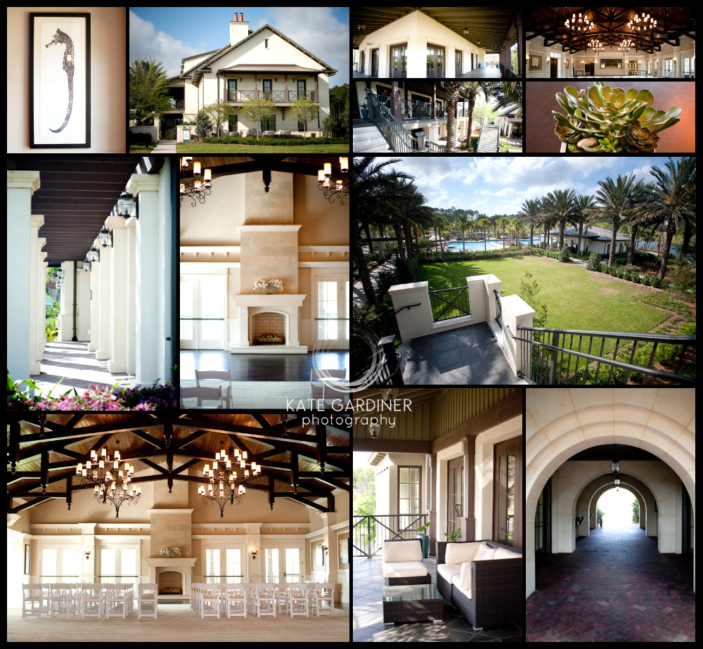 The Nocatee Room At Crosswater Hall Ponte Vedra Wedding Venue