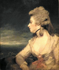 Mrs Mary Robinson by Sir Joshua Reynolds (1783-4)  © The Wallace Collection; Photo © Andrew Knowles