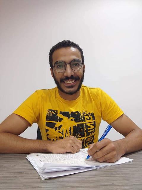 """الكاتب أنطونيوس عماد: تحويل المتتالية القصصية """"فرحان حزين"""" إلى مسلسل إذاعي"""