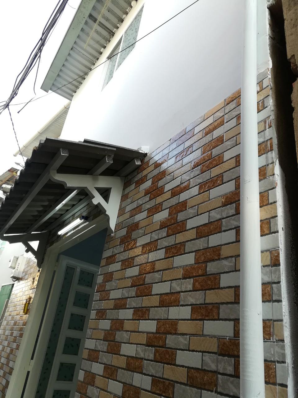 Bán nhà riêng đường Đình An Tài phường 7 Quận 8 giá rẻ dưới 1 tỷ