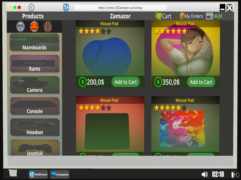 Download Streamer Life Simulator Free Full Game For PC