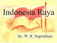 Lirik lagu wajib nasional Indonesia Raya 3 Stanza lengkap