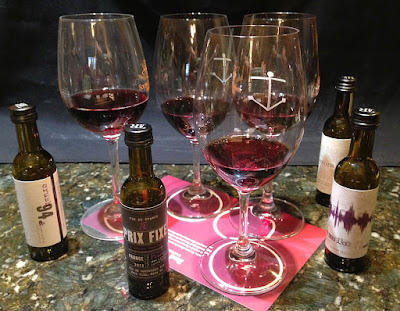 Tasting Kit Wine Subscription Review - Red Wines